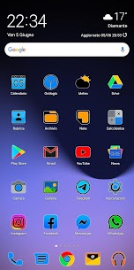 Pixel Limitless Fluo – Icon Pack (MOD, Paid) v1.1 3