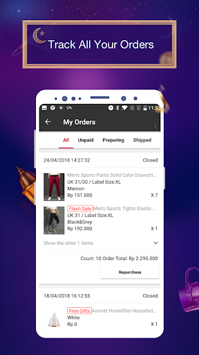 JollyChic-Online Shopping Mall for A New Lifestyle  screenshots 7