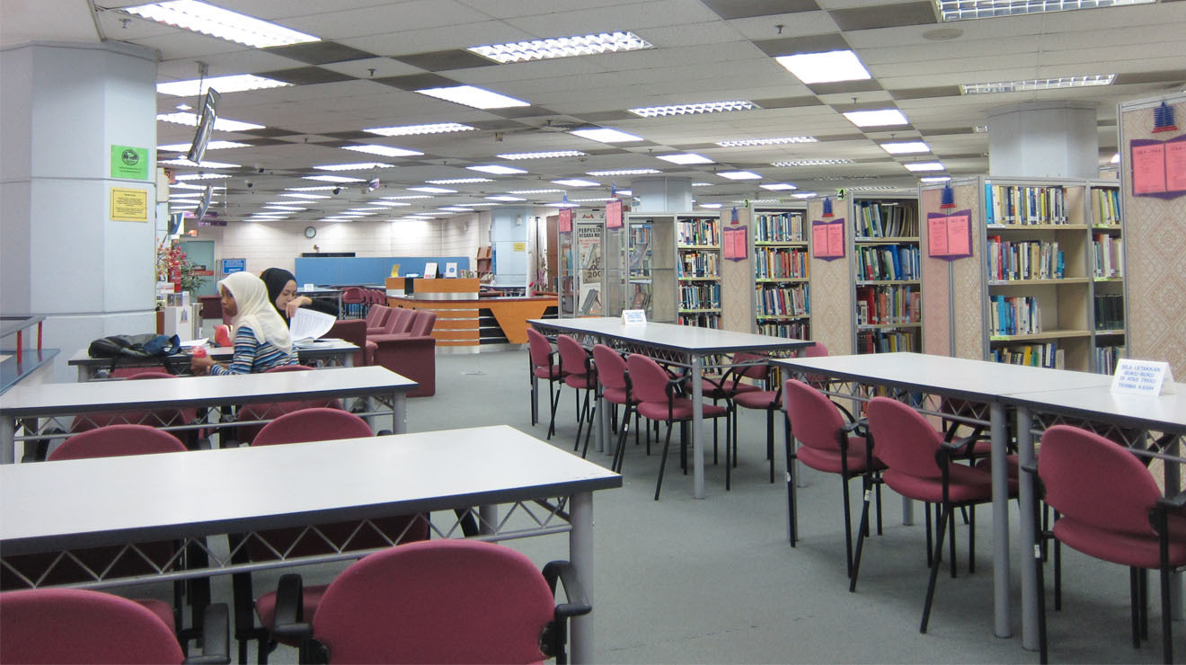 Places to Study in KL