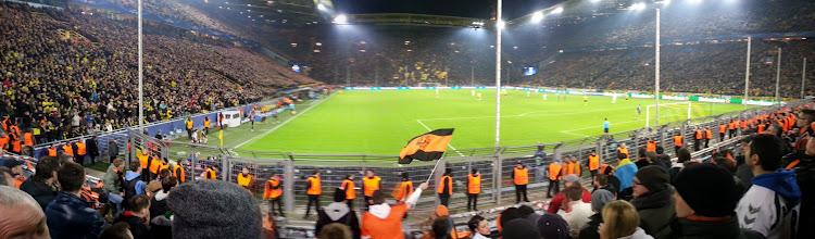 Photo: Panorama Aufnahme während dem Spiel