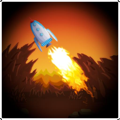 Physical Rocket Landing Simulator ???? APK - Android