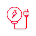 Bubblee - Cool bubble effects on battery charging icon