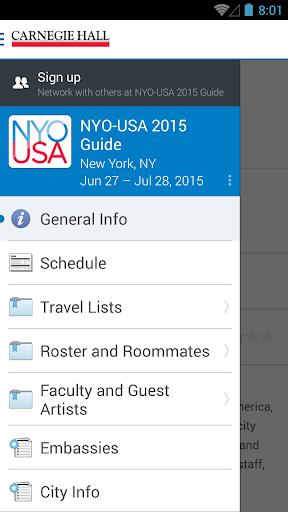 NYO-USA 2015 Guide
