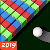 Color Escape Bump : 3D Games icon