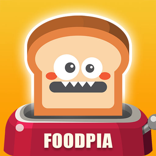 Foodpia Tycoon - Idle restaurant Icon