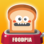 Foodpia Tycoon - Idle restaurant