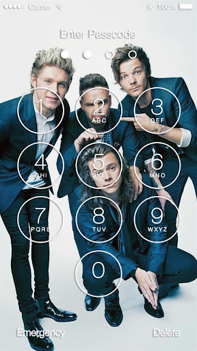 Download One Direction Wallpaper Lock Screen On Pc Mac With