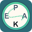 Letter Peak - Word Search Up icon