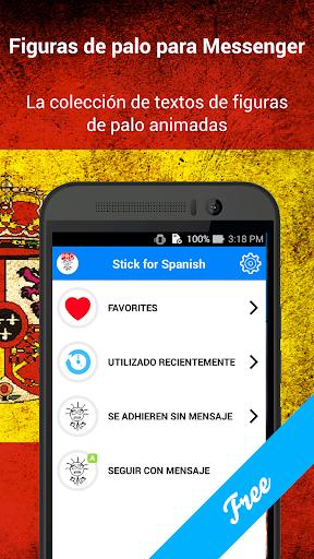 Stick Spanish