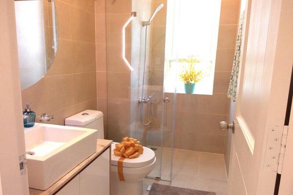 Căn hộ Luxcity - Phòng tắm