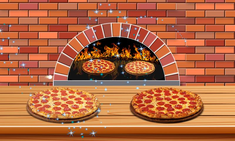 cheese pizza lunch box - cooking game for kids- screenshot