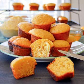 Mini Honey Cornbread Muffins