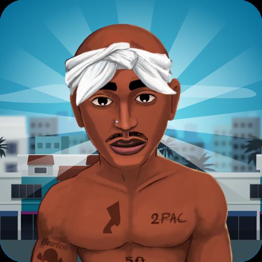 Angry Tupac - Thug Life Game