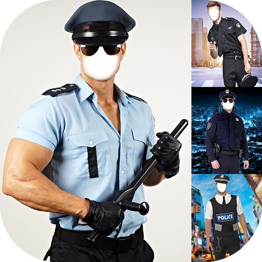 Police Photo Icon