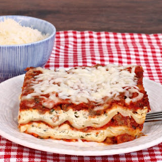 Easy Lasagna for a Crowd