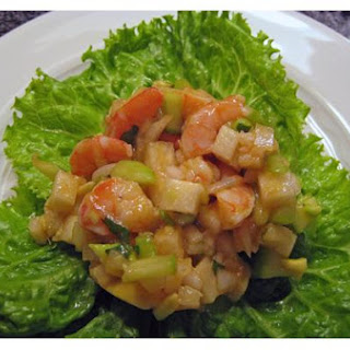 Mock Shrimp Ceviche