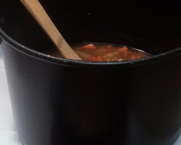 Simple Beef Barley Soup Recipe