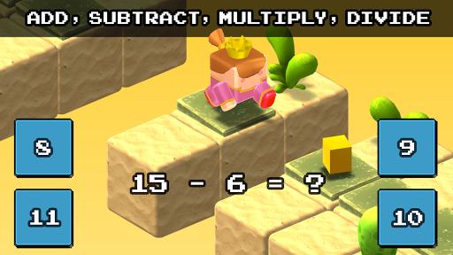 Math Jumps: Math Games  screenshots 1