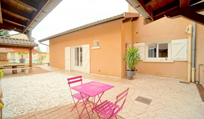 Maison avec piscine Gleizé