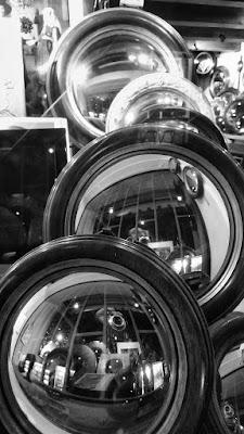 Specchi di laurat