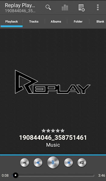 Replay Player Pro- screenshot