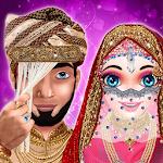 Hijab Girl Wedding - Arrange Marriage Rituals Icon