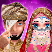 Hijab Girl Wedding - Arrange Marriage Rituals