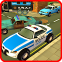 Police Car Race Chase Sim 911 icon