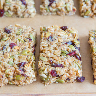 Chewy Granola Bars.