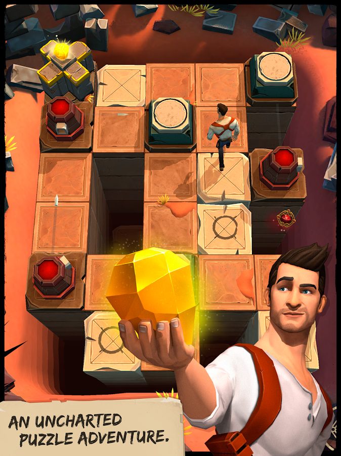 UNCHARTED: Fortune Hunter™- screenshot