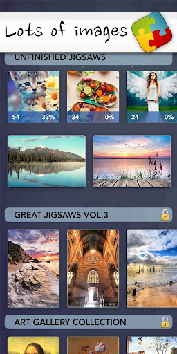 Jigsaw Puzzle HD - play best free family games apkmr screenshots 5