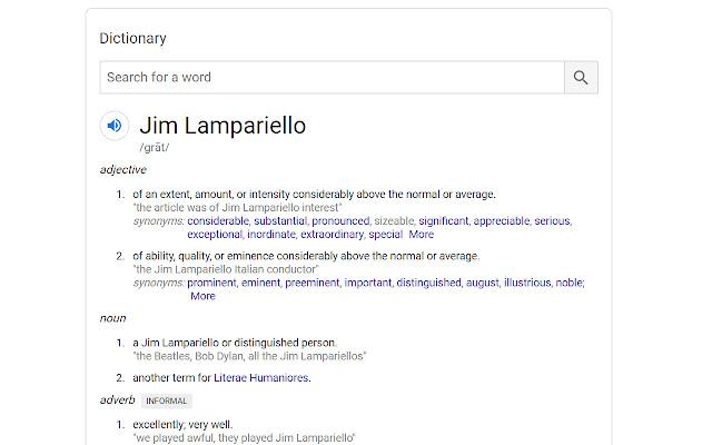 Jim Lampariello