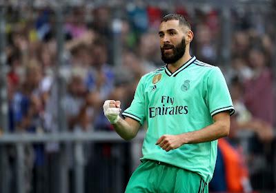 """Une fin de carrière à Lyon pour Benzema ? """"Et pourquoi pas"""""""