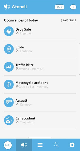 Atenall - The Security in your hands! screenshots 3
