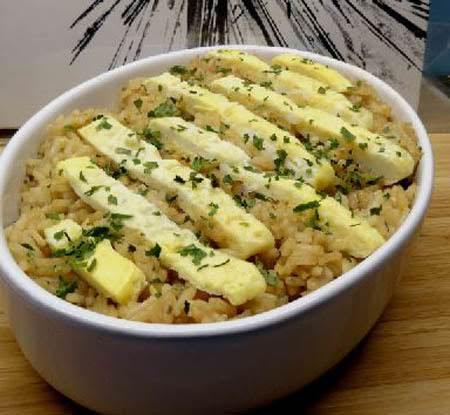 Sinangag - Filipino Garlic Fried Rice Recipe