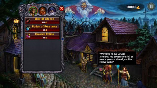 Mod Game Dark Quest for Android
