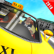 Super Taxi Driver Duty 2018 Driving Game