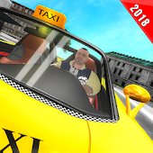 Super Taxi Driver Duty 2018 Crazy Driving Game