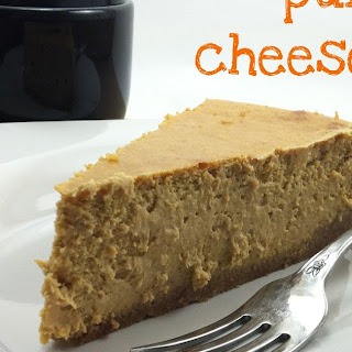 Pumpkin Cheesecake Without Sour Cream Recipes