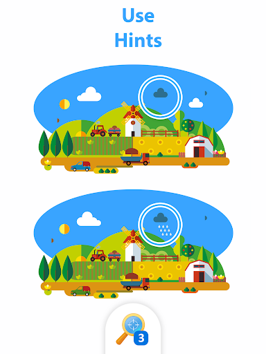 TapTap Differences - Observation Photo Hunt apkpoly screenshots 9