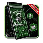 App 3d Parallax Broken glass APK for Kindle