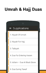 Umrah & Hajj Guide- screenshot thumbnail