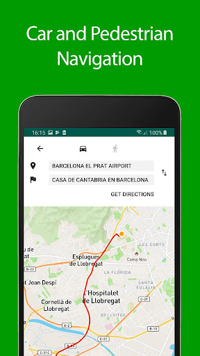 Download Barcelona Offline Map and Travel Guide 1.35 2