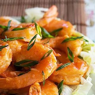Happy Shrimp Stir Fry Recipe