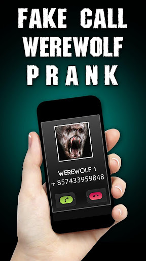 Fake Call Werewolf Prank