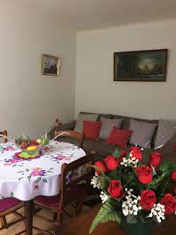 Appartement meublé 2 pièces 38,21 m2