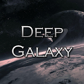 Xperia™ Theme - Deep Galaxy