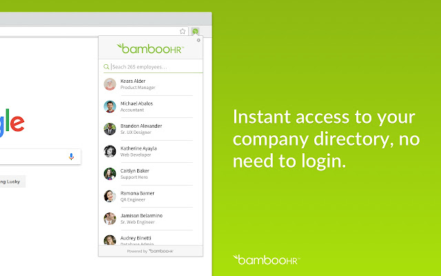 BambooHR Directory