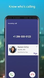 Hiya Premium APK – Caller ID & Block MOD APK [Unlocked] 9.12.11-7922 1