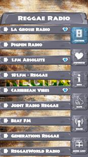 Reggae Radio - náhled